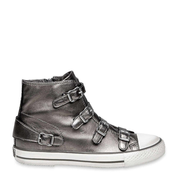 VIRGIN Moonstone Hi-Top Buckle  Sneaker