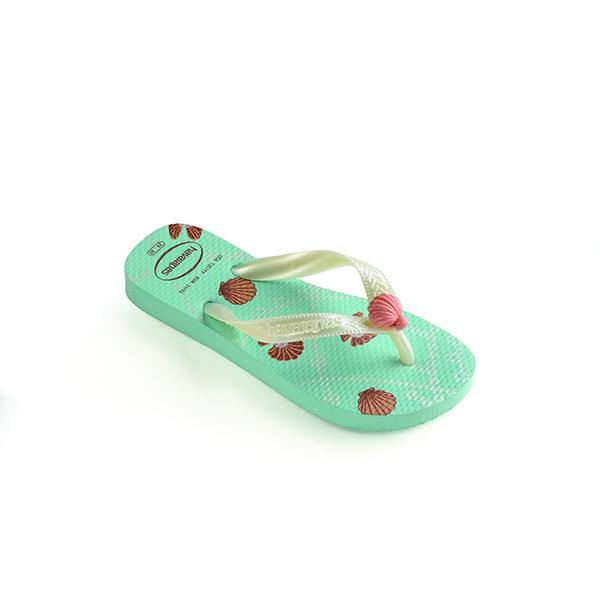 Havaiana Kids Top Ice Blue Mermaid