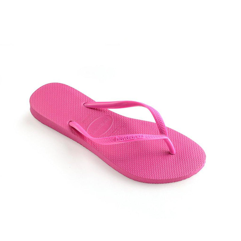 Havaianas Slim Hollywood Pink Flip Flop - Heels Boutique
