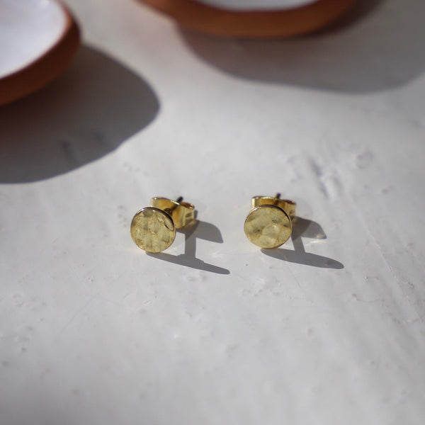 Mini Sol Earrings