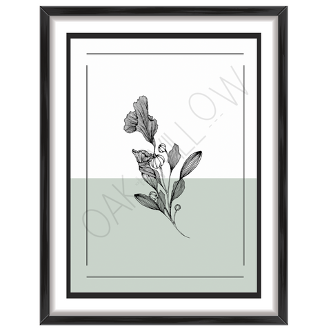 Flower Art Print (Digital Download)