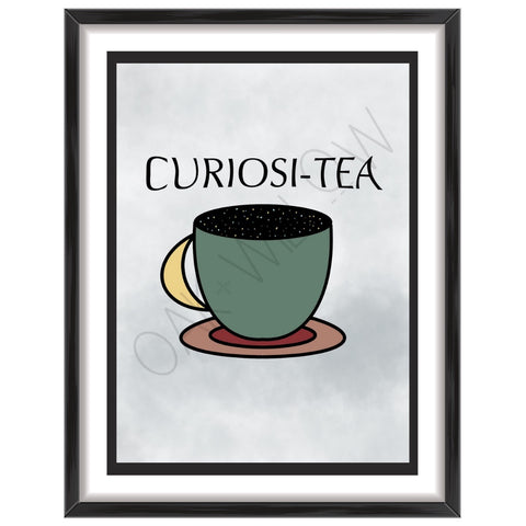 Curiositea Art Print (Digital Download)