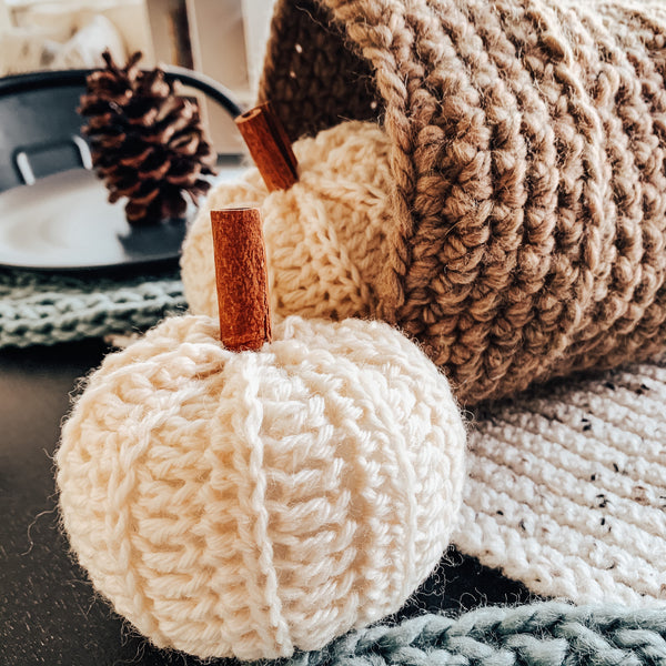 The Ridge Pumpkin Crochet Pattern