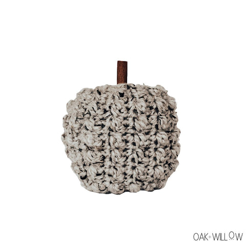 Berry Pumpkin Crochet Pattern