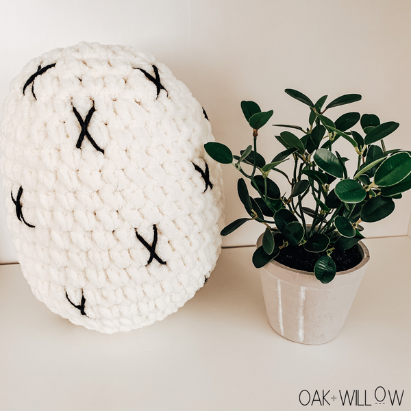 Sparrow Egg Crochet Pattern
