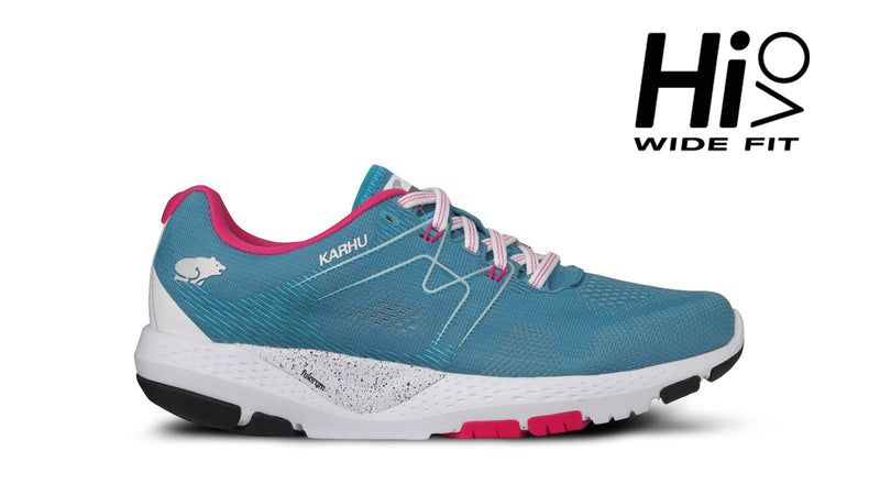 Karhu women ikoni 2020 Hivo adriatic blue pale aqua Front Left
