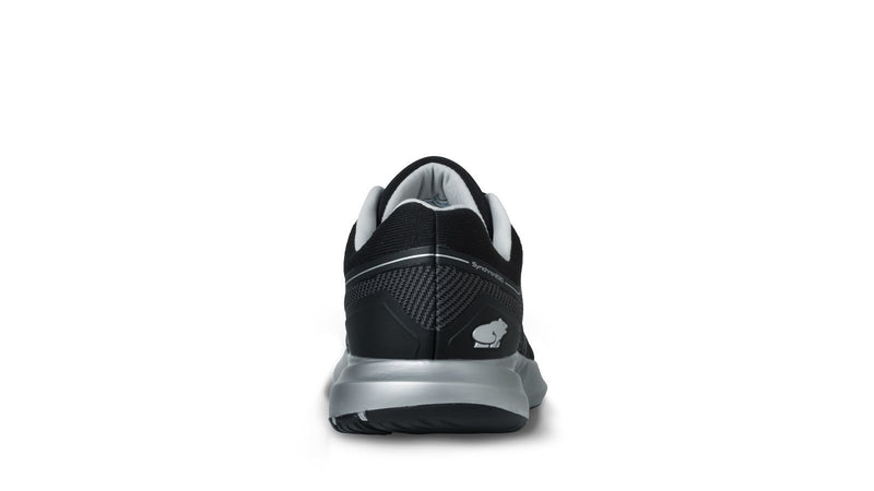 Men Syncrhon Ortix Jet Black/Glacier Grey rear