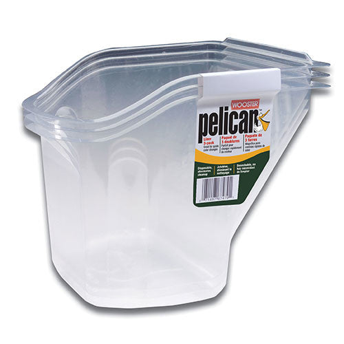 Wooster Pelican Pail Liners 3pk