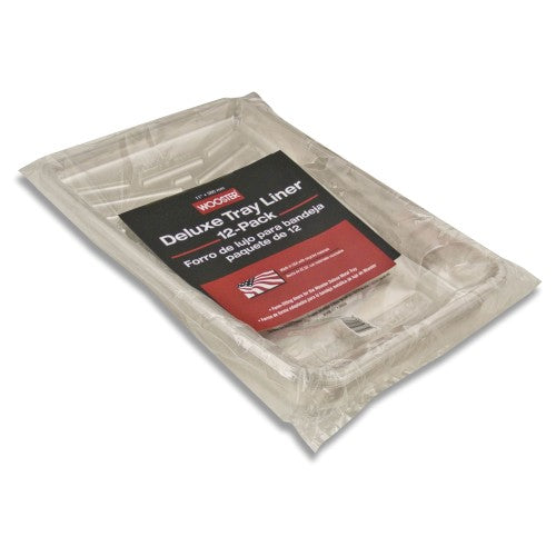 Wooster 1qt Metal Tray Liner 12pk