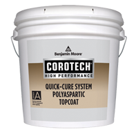 Quick-Cure System Polyaspartic Topcoat V531