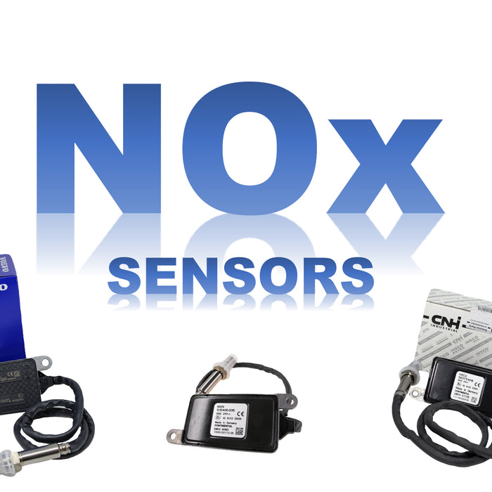 Nox sensor - Original and Fake