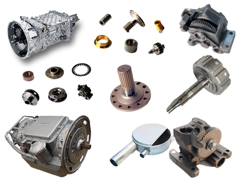 Reman Transmissions, Differentials and Parts