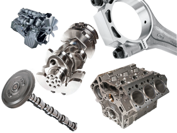 Reman Engines and Engine Parts