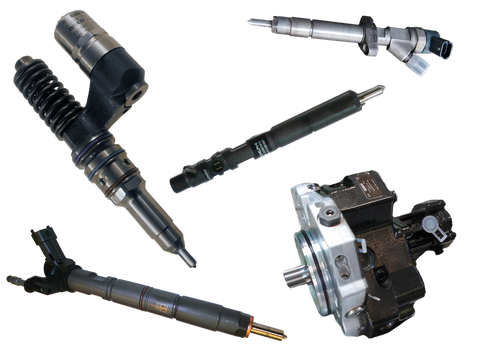 Reman Common-Rail and Diesel Injection Systems