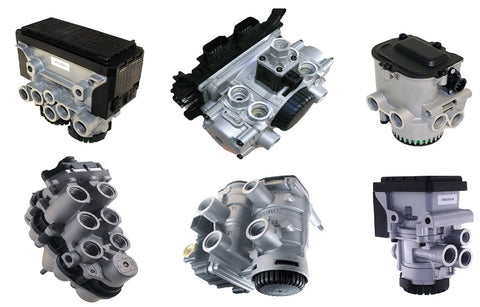 Remanufactured Electropneumatic Valves