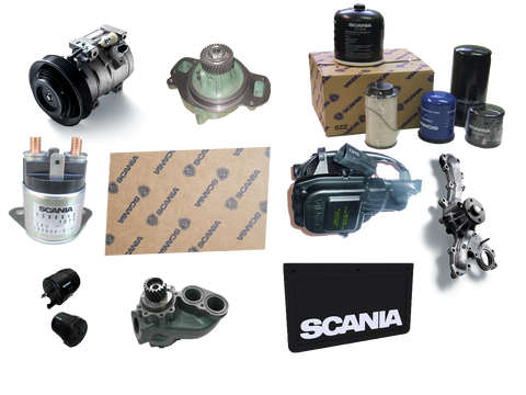 Genuine Scania parts