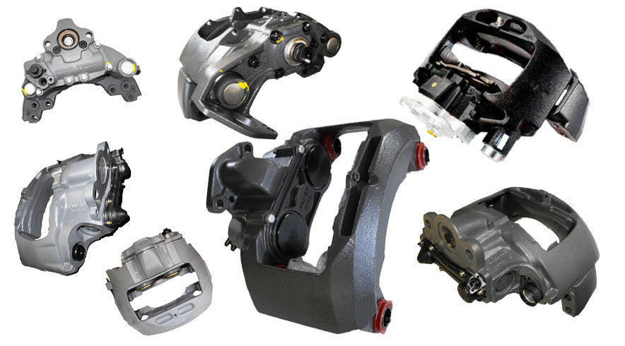 Remanufactured Calipers
