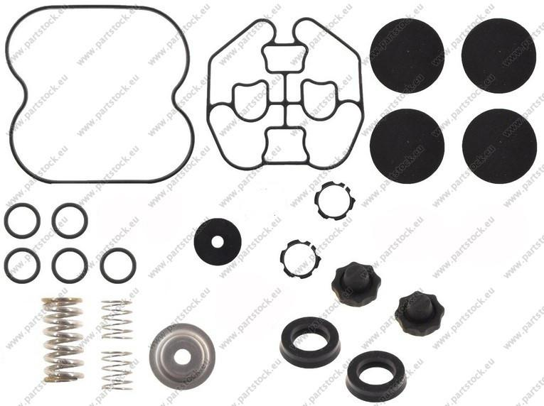 Repair kit for Knorr-Bremse, Volvo Four circuit protection valve II36011, II36012, 3197585, 3197588
