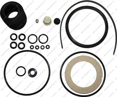 Repair kit for Knorr-Bremse Clutch Servo 0483005007, K015875, 048300500405