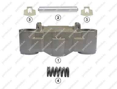 Bridge kit for Knorr Caliper. GK81535