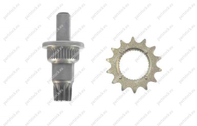 Adjuster pinion kit for Knorr Caliper. GK81616