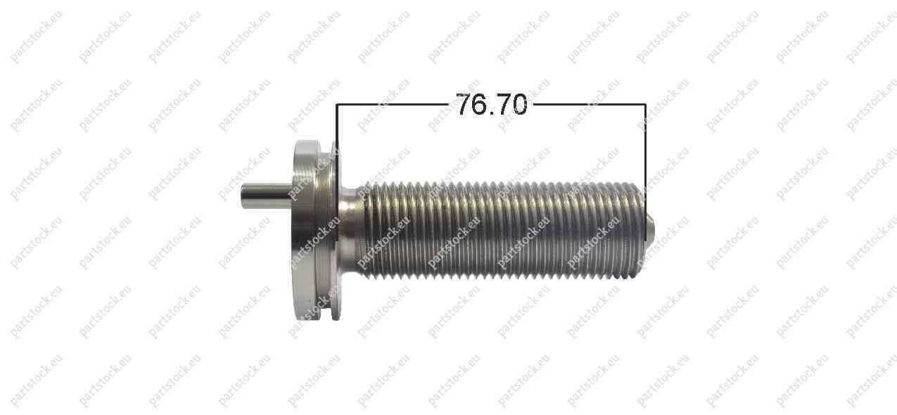 Calibration bolt kit for Wabco Caliper. GK83505