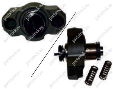 Adjuster and bridge kit for Wabco Caliper. GK83707B