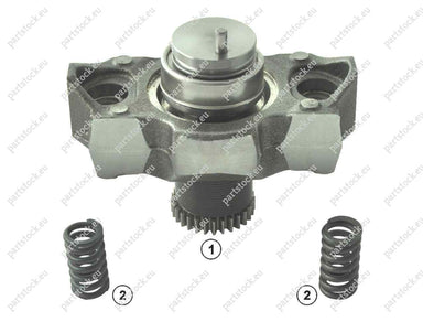 Adjuster and bridge kit for Wabco Caliper. GK83707