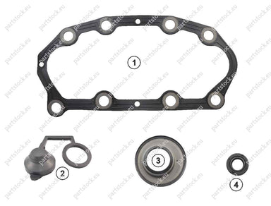 Gasket kit for Meritor Caliper. SJ4109, 3092270, CMSK.98.2