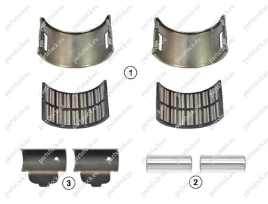 Bearing kit for Meritor Caliper. SJ4098, 3092261, CMSK.98.3