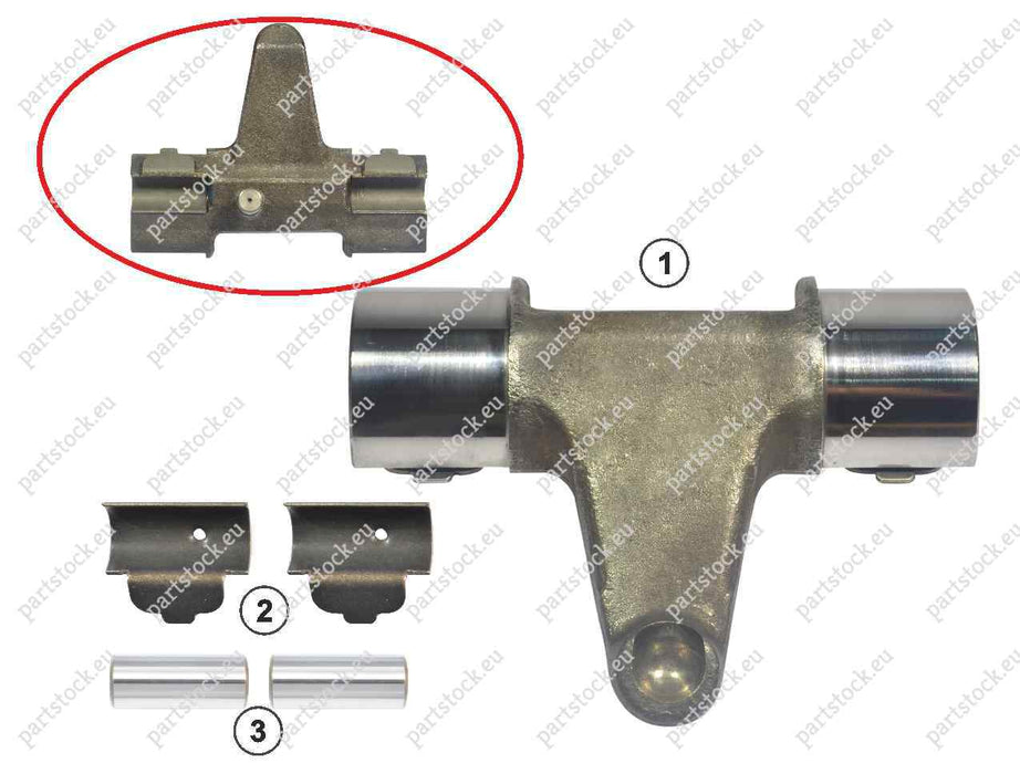 Lever kit for Meritor Caliper. GK88569