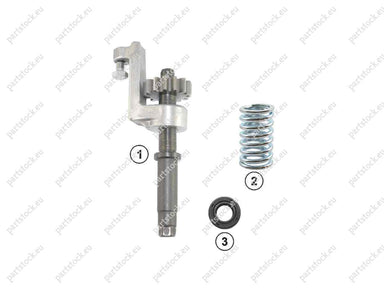 Adjuster pinion kit for Meritor Caliper. CMSK.7.11.2