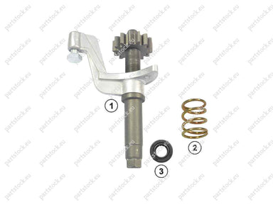 Adjuster mechanism kit for Meritor Caliper. CMSK.7.11.3