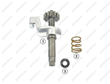 Adjuster pinion kit (right) for Meritor Caliper. CMSK.7.11.4
