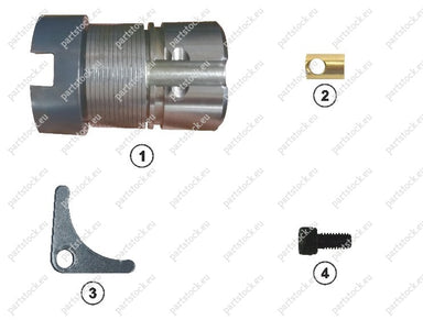Adjuster mechanism kit for Meritor Caliper. GK88652C