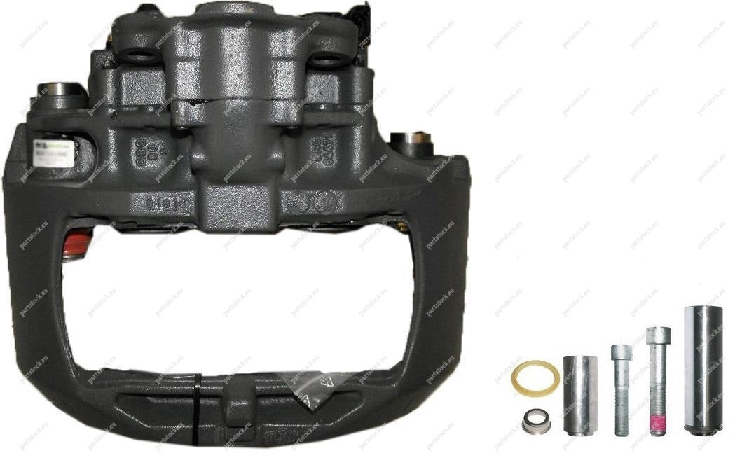 SN7116 Remanufactured brake caliper Axial 22.5 Knorr-Bremse P/N: K001143SX / SN7116