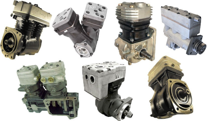 Remanufactured Air-brake compressors
