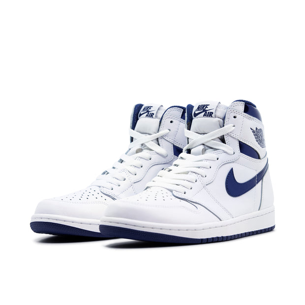 AIR JORDAN 1 HIGH METALLIC NAVY