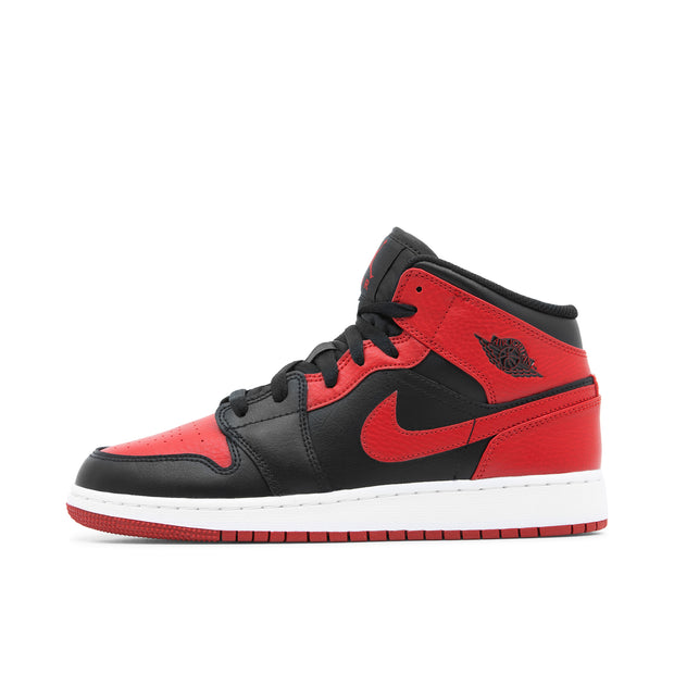 AIR JORDAN 1 MID GS BANNED