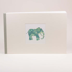 "Notizbuch ""Elefant"""