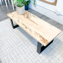 Load image into Gallery viewer, Handmade Ambrosia Maple Coffee Table