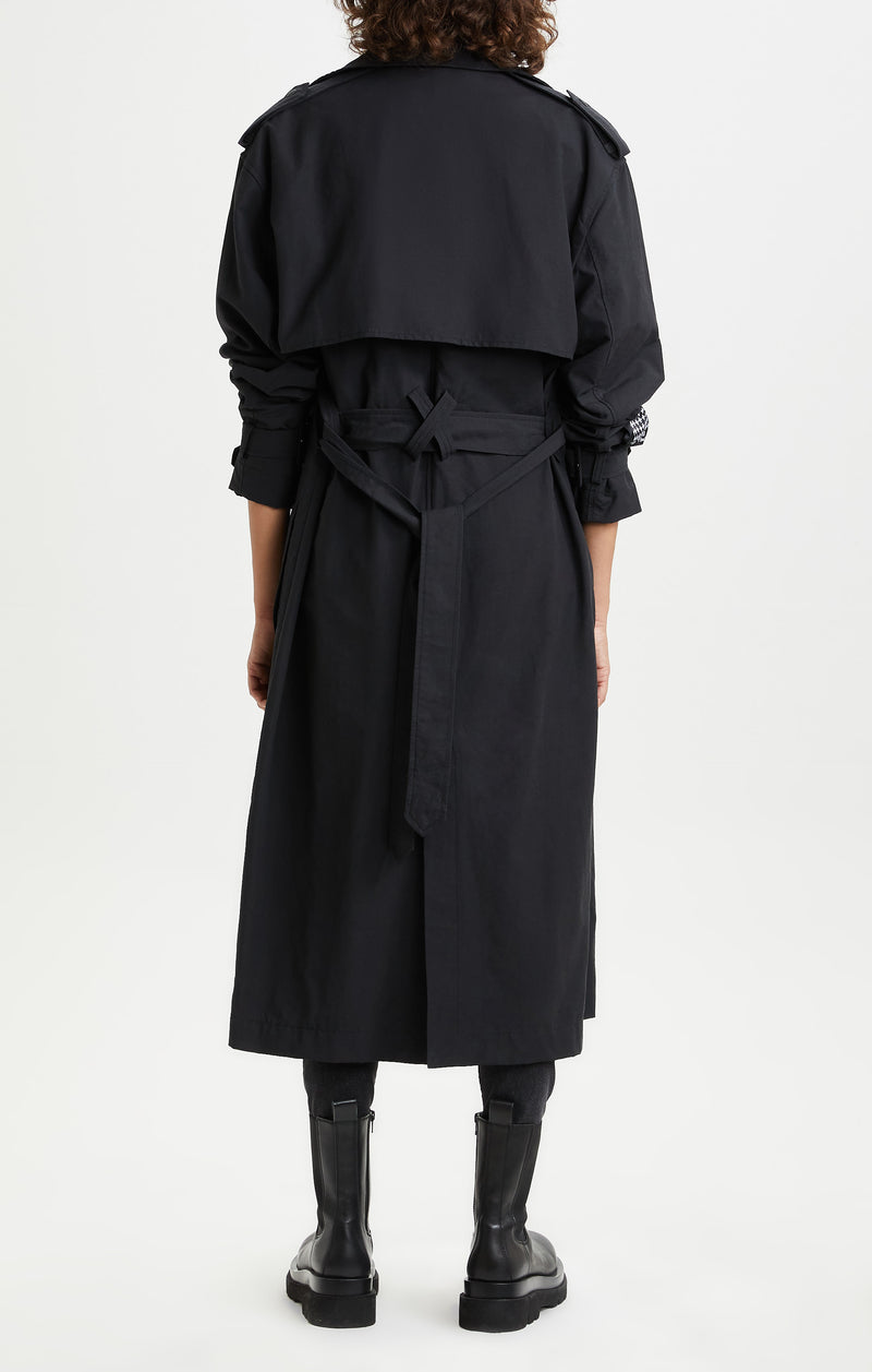 5000006465-cypher trench coat black