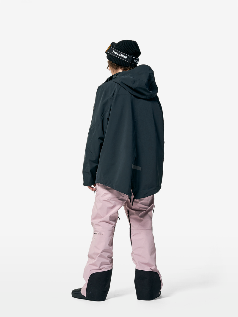 FJK-5-JK-FISHTAIL PARKA-BLACK