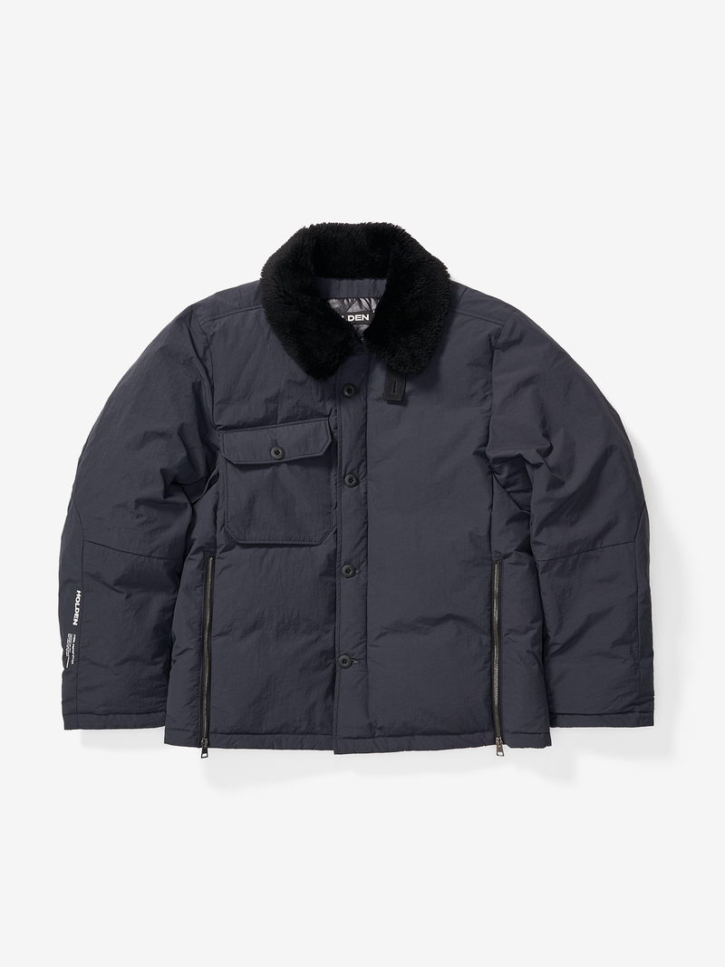 MMD-5-JK-JACKSON DOWN JACKET-CARBON BLUE