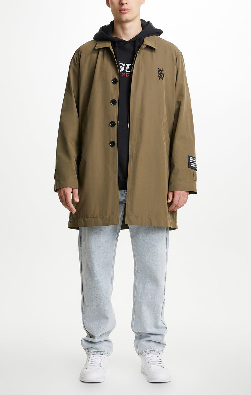 old dollar coat khaki