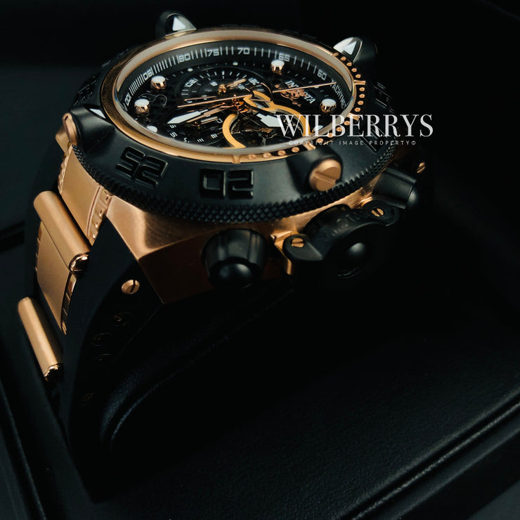 SUBAQUA NOMA IV Chronograph Watch Rose Gold