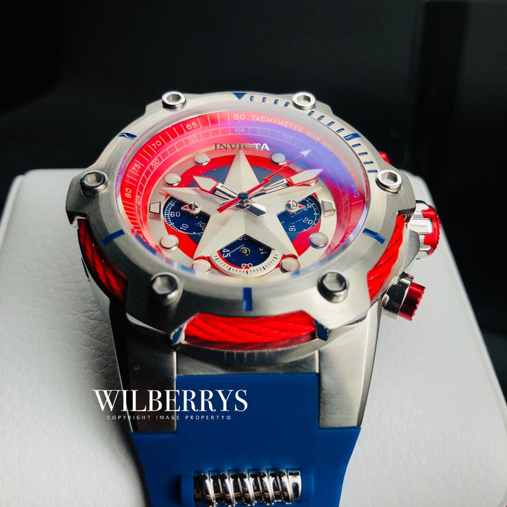 Marvel CAPTAIN AMERICA Watch