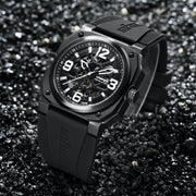 Revolution Automatic Skeleton Black