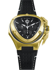 Spyder X SS Chrono Watch Gold