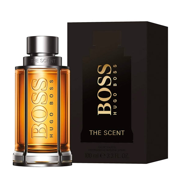 PROFUMO UOMO THE SCENT HUGO BOSS EDT 100ml